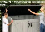 Mülltonnen-Gerätebox von Lifetime Garden