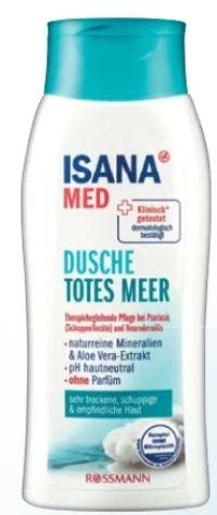 Dusche Totes Meer von Isana Med
