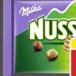 Schokoriegel Nussini Milch von Milka