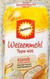 Weizenmehl Type 405 von Aurora