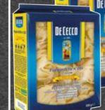 Pasta Spezialitäten von De Cecco