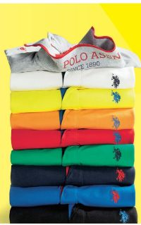 Herren Poloshirt von U.S. Polo ASSN