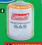 Gaskartusche C500 von Campingaz
