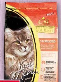 Trockennahrung von Cat Bonbon