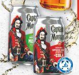 Cocktail-Dose von Captain Morgan