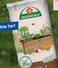 Bio-Garten- und Hochbeeterde von ASB Greenworld