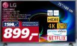 TV 75UN71006LC von LG
