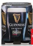 Draught von Guinness