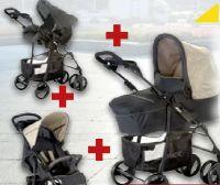 Kinderwagen-Kombi-Set von Hauck