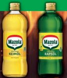 100% reines Rapsöl von Mazola