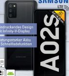 Smartphone Galaxy A02s von Samsung