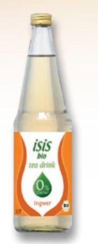 Bio-Erfrischungsgetränk Isis von Beutelsbacher