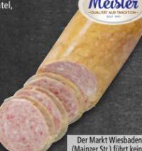 Vesperwurst von Der Meistermetzger