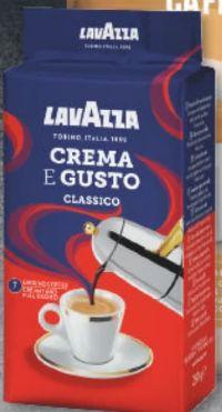 Crema E Gusto von Lavazza