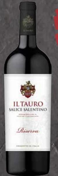 Salice Salentino Riserva von Il Tauro