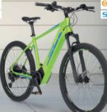 Elektro-Fahrrad Mountainbike 27,5er Montis 6.0i von Fischer Fahrrad