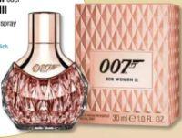 007 For Women EdT von James Bond