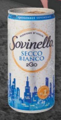 Secco-Dosen von 2Go By Sovinello