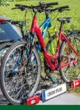 Fahrradträger Crow Plus von Eufab