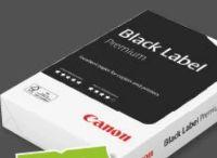 Black Label Premium Kopierpapier von Canon