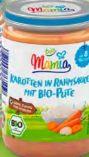 Karotten in Rahmsauce mit Bio-Pute von Mamia Babyartikel