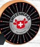 Swizzrocker von Schweizer Käsespezialitäten