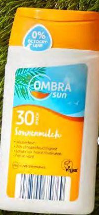 Sonnenmilch LSF 30 von Ombra Sun