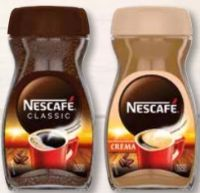Löslicher Bohnenkaffee von Nescafé