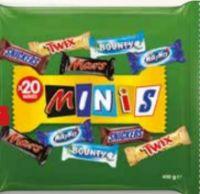 Mixed Minis von Mars