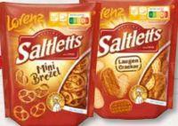 Saltletts Mini Brezeln von Lorenz