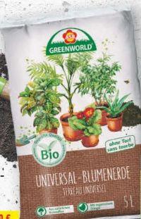 Bio-Blumenerde von ASB Greenworld