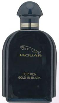 Gold in Black EdT von Jaguar