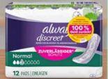 Discreet Inkontinenzeinlagen von Always