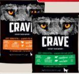 Hundenahrung von Crave