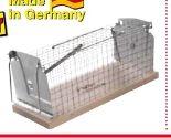 Ratten-Lebendfalle von Gardigo