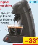 Kaffeepadmaschine Senseo  HD6553-50 von Philips