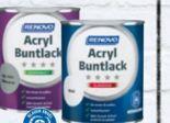 Acryl Buntlack 2in1 von Renovo
