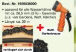 Flexibler Gartenschlauch von easy! MAXX