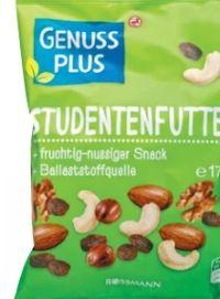 Studentenfutter von Genuss Plus