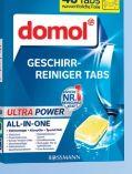 Geschirr-Reiniger Tabs von Domol