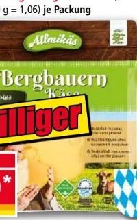 Bergbauern Käse von Allmikäs