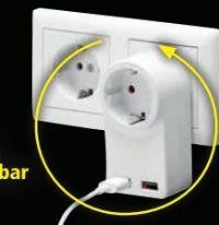 360°-Adapter von Powertec Energy