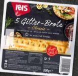 Gitter-Brote von Ibis
