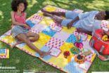 XXL-Picknickdecke von Crivit