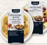 Premium Oliven-Selektion von Deluxe