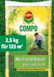 Nachsaat-Rasen von Compo