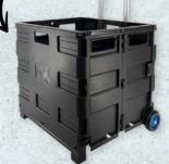 Pack-and-Go-Trolley von Easy Home