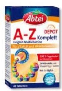 Abtei A-Z Complete von Omega Pharma