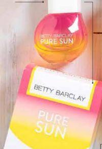 Pure Sun EdT von Betty Barclay