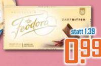 Tafelschokolade von Feodora